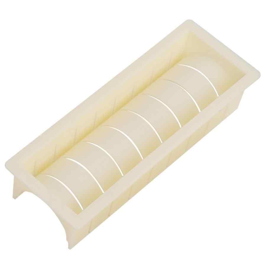 10 תמונות/סט DIY סושי יצרנית פלסטיק Onigiri עובש אורז עובש ערכות מטבח בנטו אביזרי כלים בית