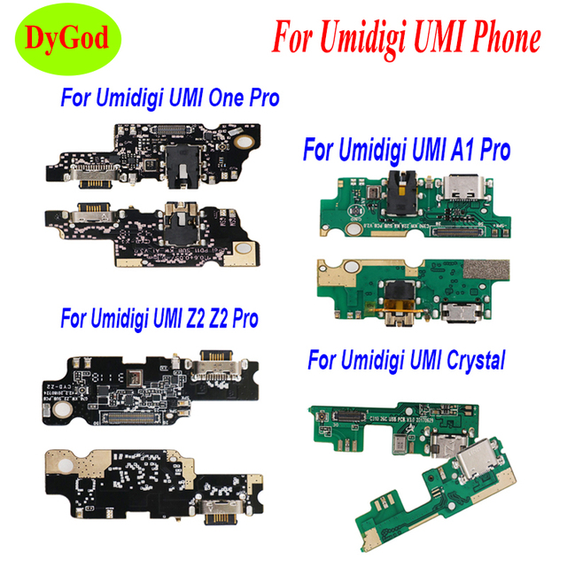 For Umidigi UMI Crystal A1 Pro USB Charger Plug Board Repair Accessories For Umidigi Z2 Z2 Pro One One Pro USB Plug Charge Board