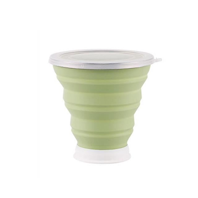 Creative Universal Foldable Eco-Friendly Travel Mug