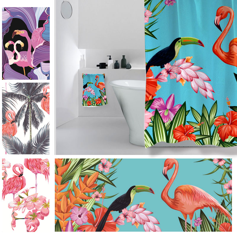 Microfine Microfiber Pink Flamingo Sexy Travel Bath Towel Pilates Picnic Blanket Multifunction Quick Drying Yoga Mat Baby Bath