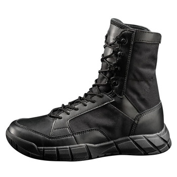Men Outdoor Climbing Training Waterproof Military Tactical Boots Sports Camping Hiking Ultralight Breathable Combat High Shoes