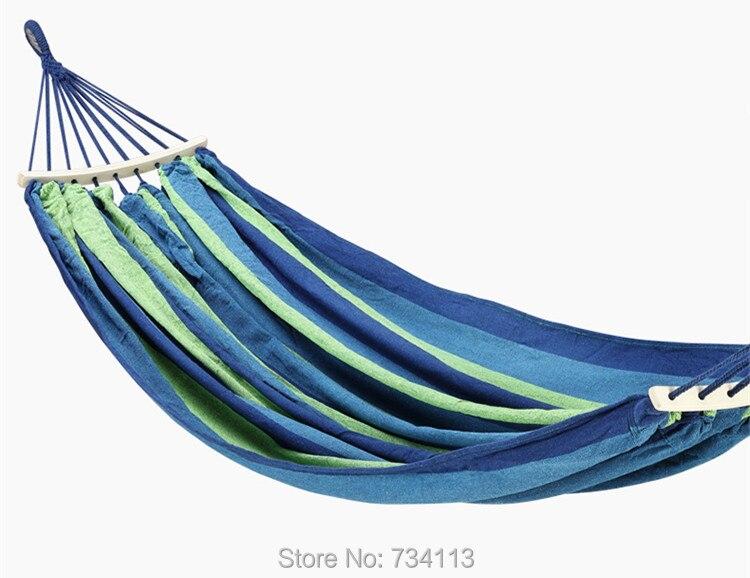 Hamac Anti-chute balançoire extérieure couchage adulte fronde suspendu arbre net lit chaise suspendue filet de couchage camping voiture voyage hamac