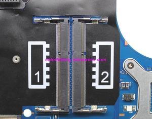 Image 5 - Genuine 734304 601 QM87 Scheda Madre Del Computer Portatile per HP ZBook 15 Serie di NoteBook PC