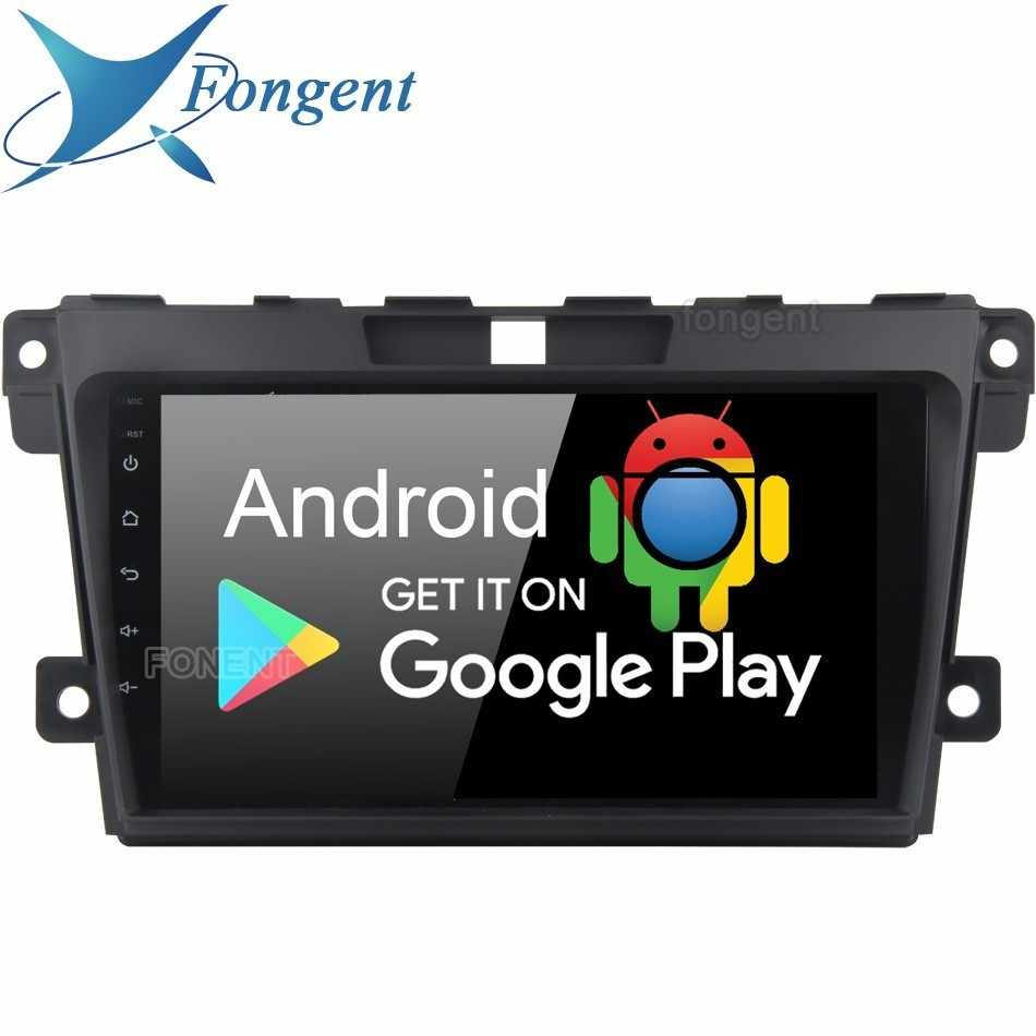 "9 ""IPS Android 9.0 Head Unit voor Mazda CX7 CX 7 CX-7 Navigator Multimedia 2008 2009 2010 2011 2012 2013 2014 2015 Auto GPS Radio"