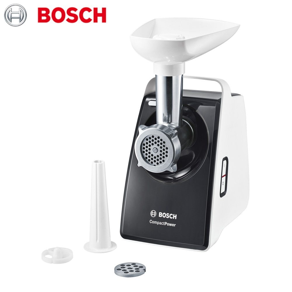 Meat Grinders Bosch MFW3710B home kitchen appliances electric chopper meat grinders bosch mfw3520w home kitchen appliances electric chopper