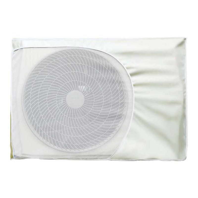 Water-proof Outdoor Air Conditioner Cover Anti-corrosion Deodorization Anti-Snow Cleaning Cover Dust-proof