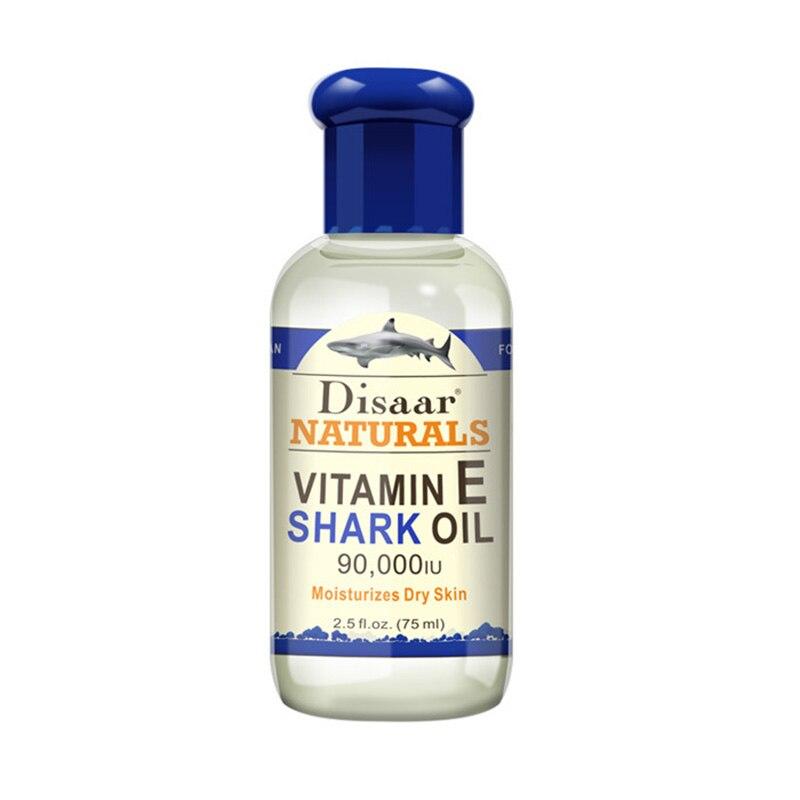 Disaar Naturals Vitamin E Shark Oil Moisturizes Dry Skin Whitening, Moisturizing, Anti-Wrinkle And Firming Skin
