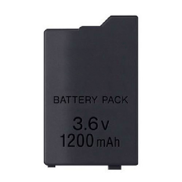 1200mAh 3.6V Lithium Ion Rechargeable Battery Pack Replacement for Sony PSP 2000/3000 PSP-S110 Console1200mAh 3.6V Lithium Ion Rechargeable Battery Pack Replacement for Sony PSP 2000/3000 PSP-S110 Console