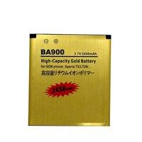 Suqy 5pcs/lot 100% li ion Battery BA900 for Sony Ericsson Xperia TX Replacement Phone Batteries Accumulator bateria wholesale