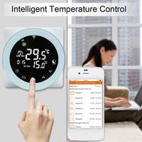 Intelligent WiFi Temperature Controller Thermostat for Alexa/Google Home EU Plug (220 240V) US Plug (90 110V)