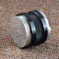 Portable Adjustable Mini Smart Coffee Tamper Espresso 58mm Base Propeller