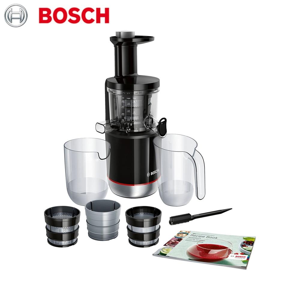 Juicers Bosch MESM731M home kitchen appliances juicer make juice assistant na chuan a0132 manual fruit juicer juice squeezer green