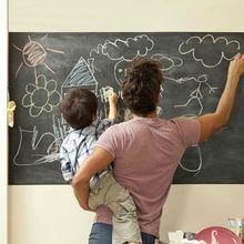 45x200 см детская Классная доска, съемная Наклейка на стену, классная доска, детская доска, классная доска, наклейка, этикетка для мальчиков и девочек