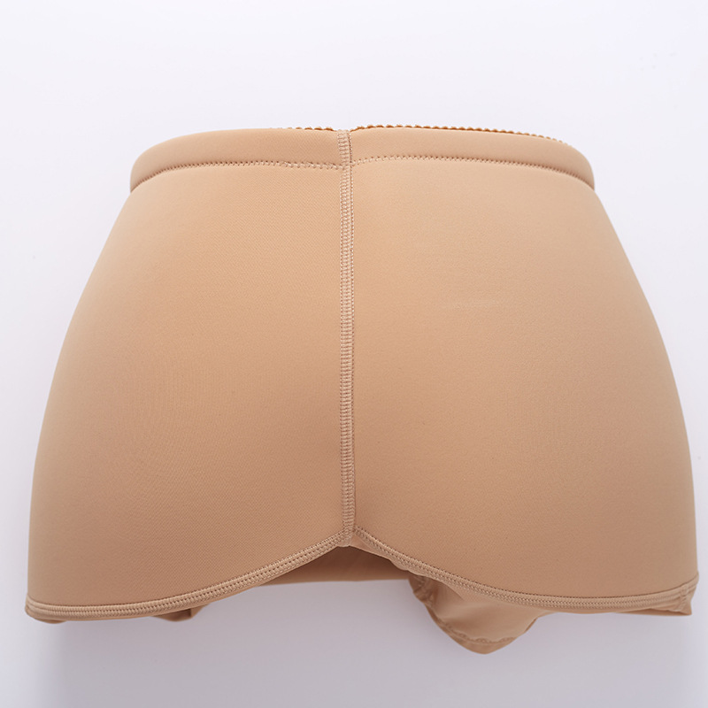 Shaper Pants Sexy Boyshort Panties Woman Fake Ass Underwear Push Up Padded Panties Buttock Shaper Butt Lifter Hip