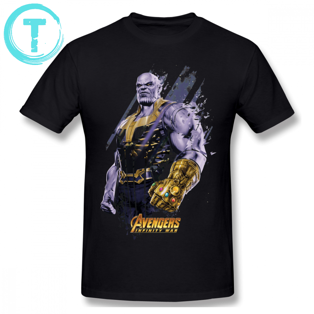 Thanos T Shirt Thanos Shattered Graphic 1 T-Shirt Cotton Mens Tee Shirt Short Sleeve Big Graphic Cute Beach Tshirt