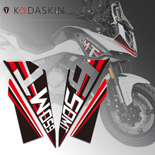 KODASKIN Motorcycle For 650mt 650MT 2D Fairing Emblem Sticker Decal
