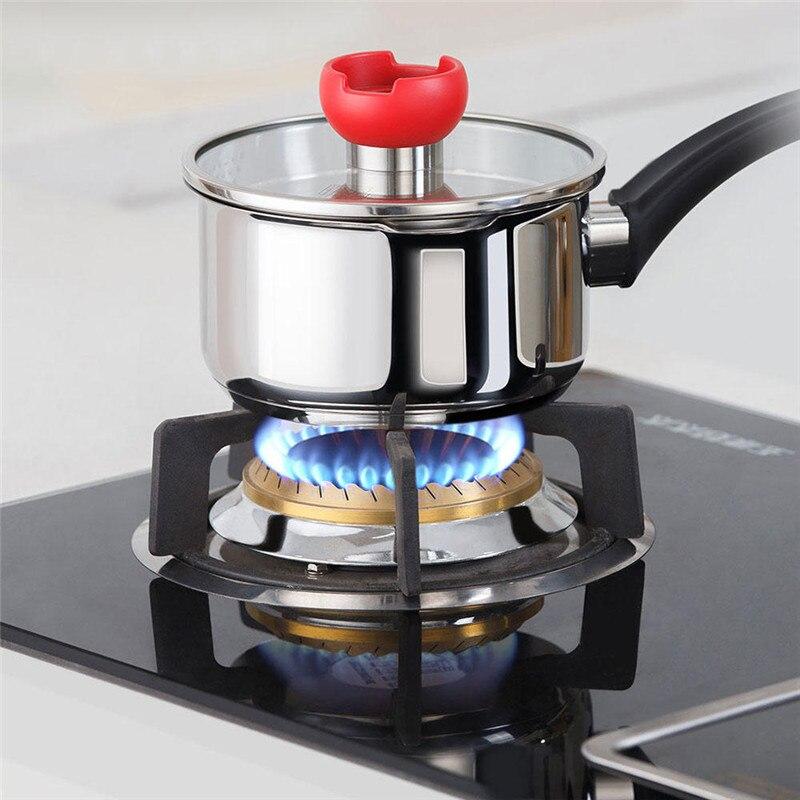 Mi Home Non-revêtement petite marmite en acier inoxydable lait marmite gaz Induction cuisinière Pots à soupe outil de cuisine