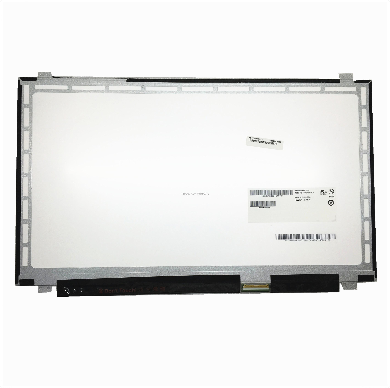 Free Shipping B156XW04 V.5 Fit B156XW04 V.6 LP156WHB TLA1 LP156WH3 TLS1 N156BGE-L31 N156BGE-L41 LTN156AT20 LTN156AT30 40 Pins