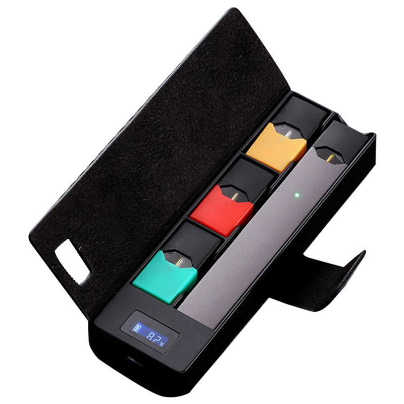 Universal case Compatible for JUUL Electronic Cigarette Charger for JUUL00 Mobile Charging Pods Case Holder Box Зарядное устройство
