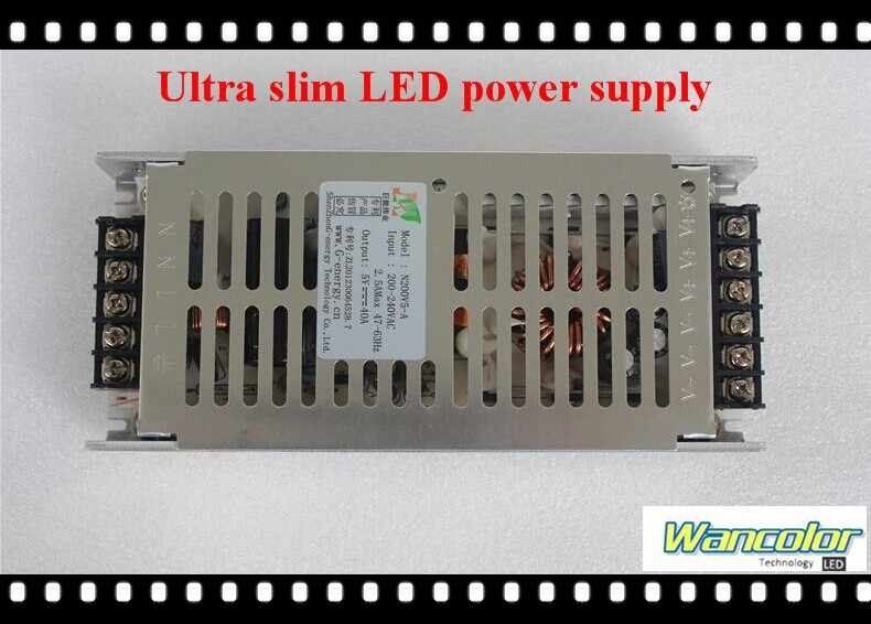 شحن مجاني DIY LED عرض 21 قطعة P10 في الهواء الطلق SMD الأحمر Led وحدة + امدادات الطاقة + wifi تحكم