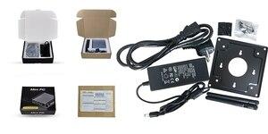 Image 5 - Livraison gratuite Qotom Q555G6 Q575G6 7th routeur de pare feu de passerelle de PC industriel pour pfSense   Intel i5 7200U i7 7500U AES NI