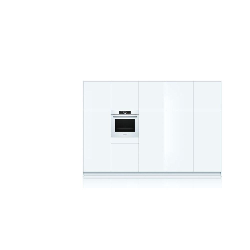 Встраиваемый электрический духовой шкаф Bosch HBG634BW1