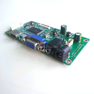 Image 3 - Tela lcd para nt156fhm n31/n41/n51/n61/n62, notebook, 1920*1080 placa de driver de controlador vga, display de 30 pinos wled edp hdmi