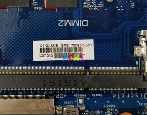 Image 3 - Für HP EliteBook 840 850 G1 730804 001 730804 501 730804 601 w i5 4300U 6050A2559101 MB A03 216  0842121 GPU Motherboard Getestet