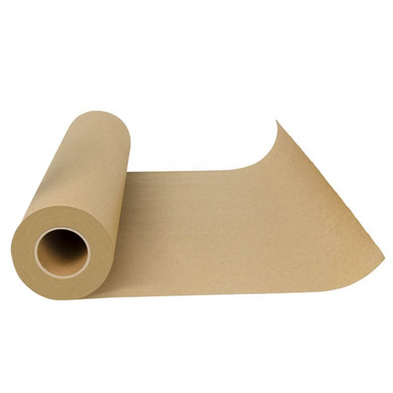 EAS-Butcher Kraft Paper Roll Food Grade Packing Paper All Natural Fda Approved For Bbq Meats Cooking Paper In Durable Carry Tu