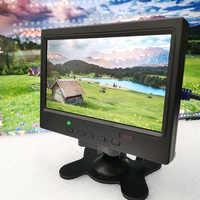 7 pulgadas monitor de displayHD1024x600p ips pantalla HDMI PS4 xbox360 Raspberry Pi