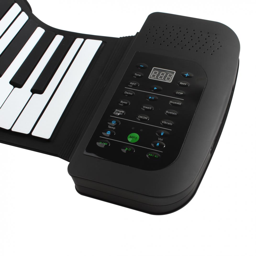 KONIX PA88 Prijenosni 88 Tipke Tipkovnica Klavir 140 Tonovi - Glazbeni instrumenti - Foto 4