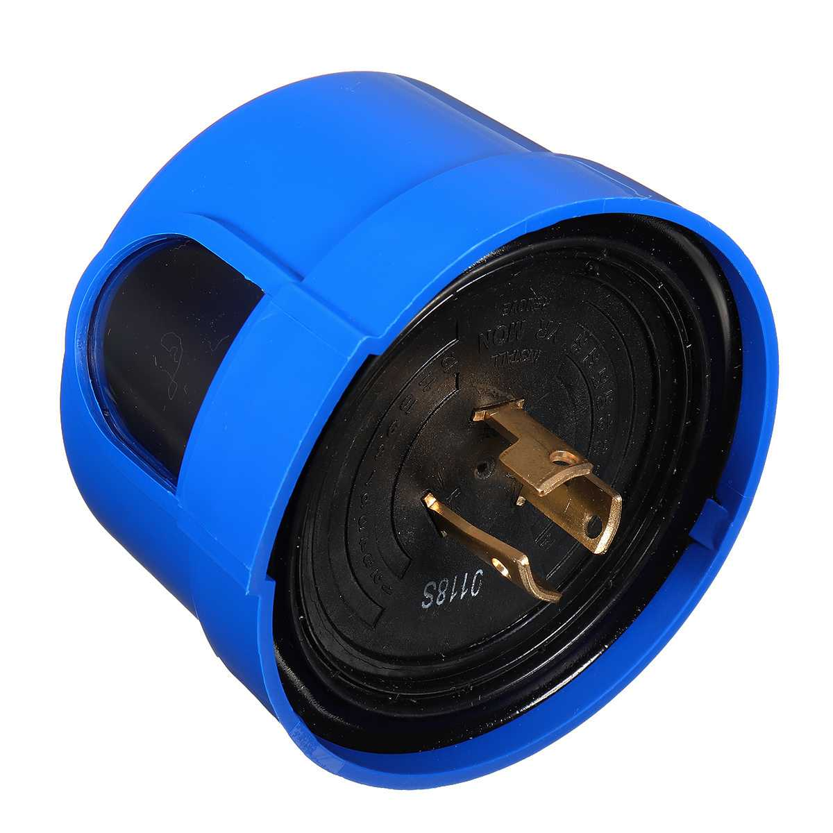 Ring Dusk To Dawn Light: Waterproof LED Dusk To Dawn Outdoor Swivel Switch