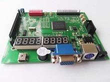 USB Blaster + altera fpga kurulu altera kiti fpga geliştirme kurulu EP4CE6E22C8N kurulu cyclone IV kurulu