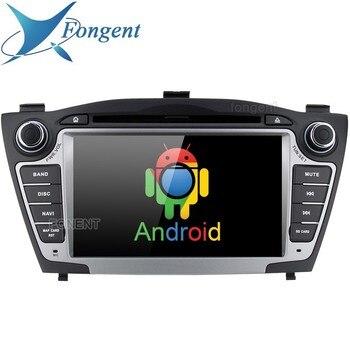 Para Hyundai IX35 IX 35 Tucson 2011 2012 2013, reproductor de Radio automático para coche, reproductor de DVD estéreo Android, Entretenimiento inteligente, Audio GPS Multimedia