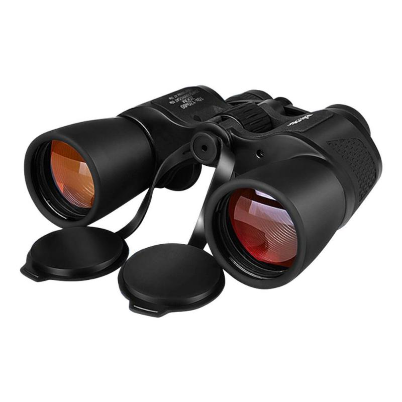 BIJIA 10 120X80 High Definition 3000M Hunting Zoom Telescope Wide Angle Professional Binoculars High Magnification Night