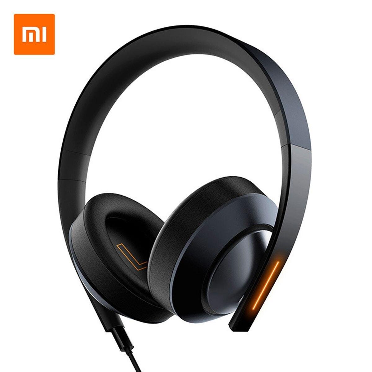 Xiao mi Ga Ga ng Fones De Ouvido 7.1 mi mi mi ng Surround Virtual de fone de Ouvido de Redução de Ruído Baixo Pesado fone de Ouvido Estéreo para PC Laptop Telefone