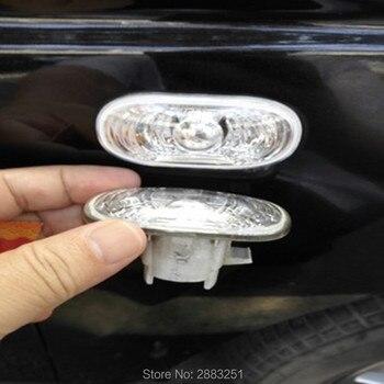 2PCS Side lamp For Honda Fit Civic City Stream Odyssey FIT XR-V JAZZ odyssey vezel accord Turn Signal Lamp Car Light Assembly