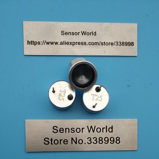 Transceptor sensor ultrasónico, 16MM, 25KHz