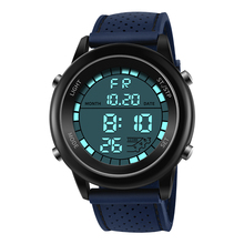 Sanda Waterproof Fashion Luminous Digital Watch MenS Sports Outdoor Youth