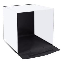 PULUZ 40x40cm 16 inch Photo studio box photograghy Soft box Portable Folding Studio Shooting Tent Box Kits with5 background ba