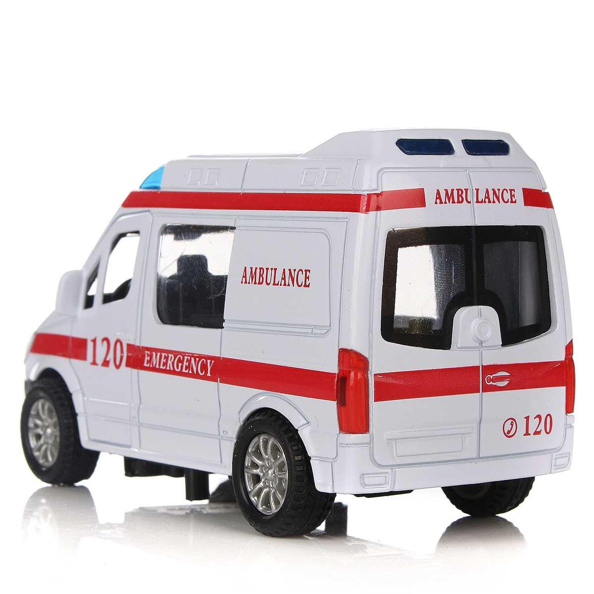 Mobil Ambulans Kendaraan Hadiah