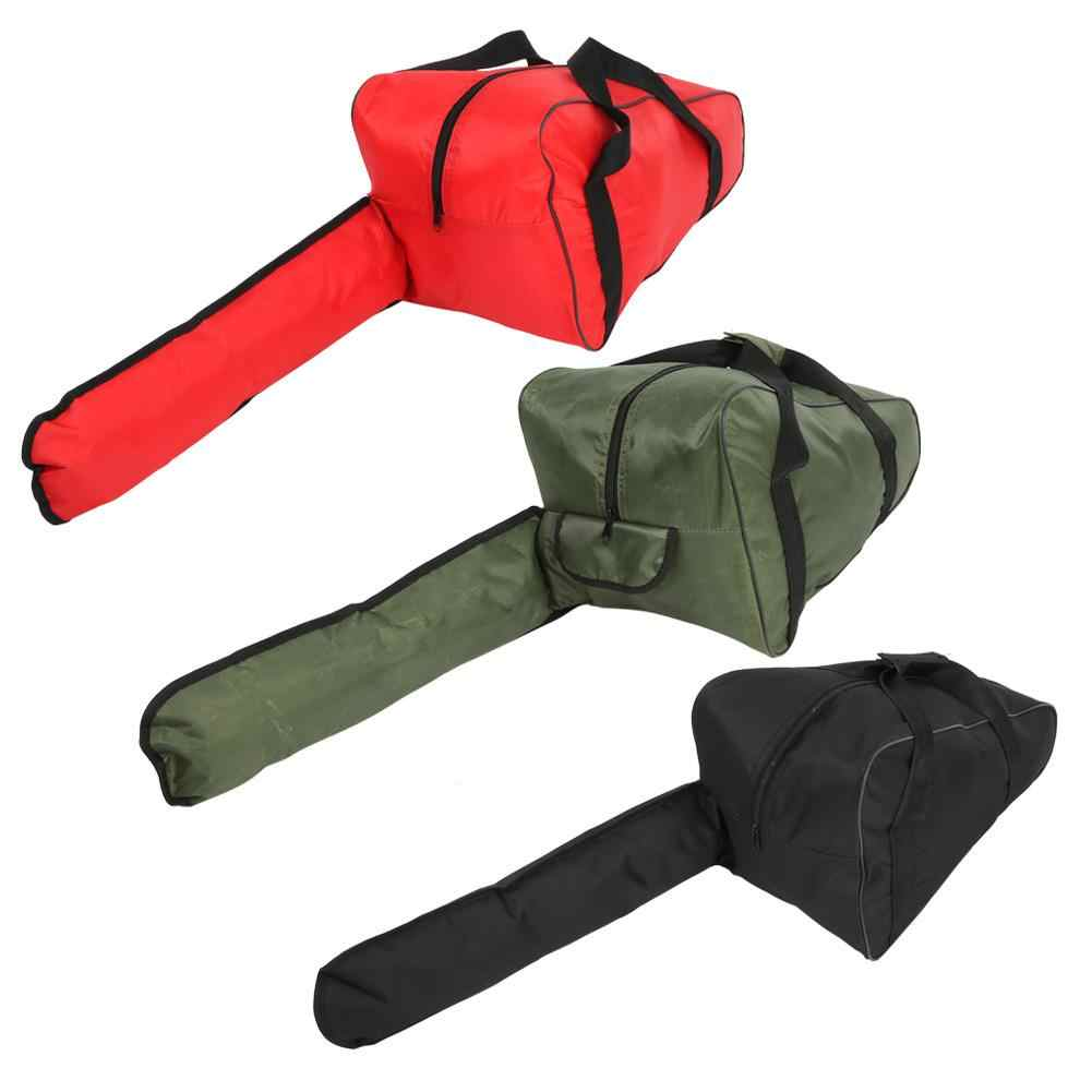 Chainsaw Carrying Bag Heavy-Duty Waterproof Oxford Cloth Portable Bag for Lumberjack High Quality
