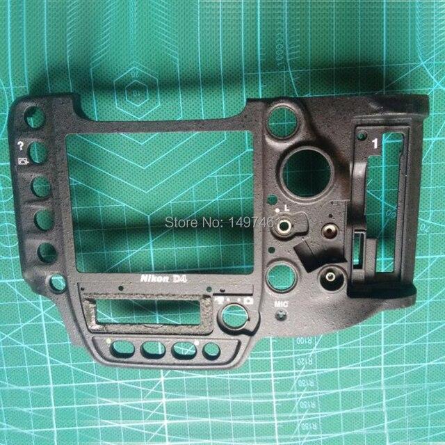 Nieuwe Naked Back Cover Reparatie Onderdelen Voor Nikon D4 Slr