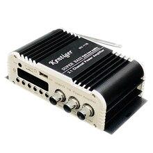 Kentiger Hy 118 2.1 + 1 4 kanałowy wyjście subwoofera Tf \ Usb \ Fm moc dźwięku wzmacniacz Stereo Amplificador