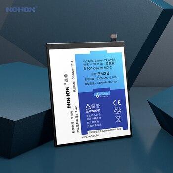 Nohon батарея для Xiaomi Mix 2 4