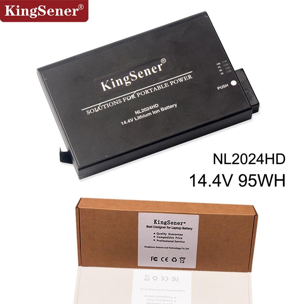 KingSener 14.4 V 6600 mAh Lithium ion Batterie Pour INSPIRÉ D'ÉNERGIE NL2024HD NL2024 NL202X RH2024HD34 NL2024ED22 RH2024 95WH