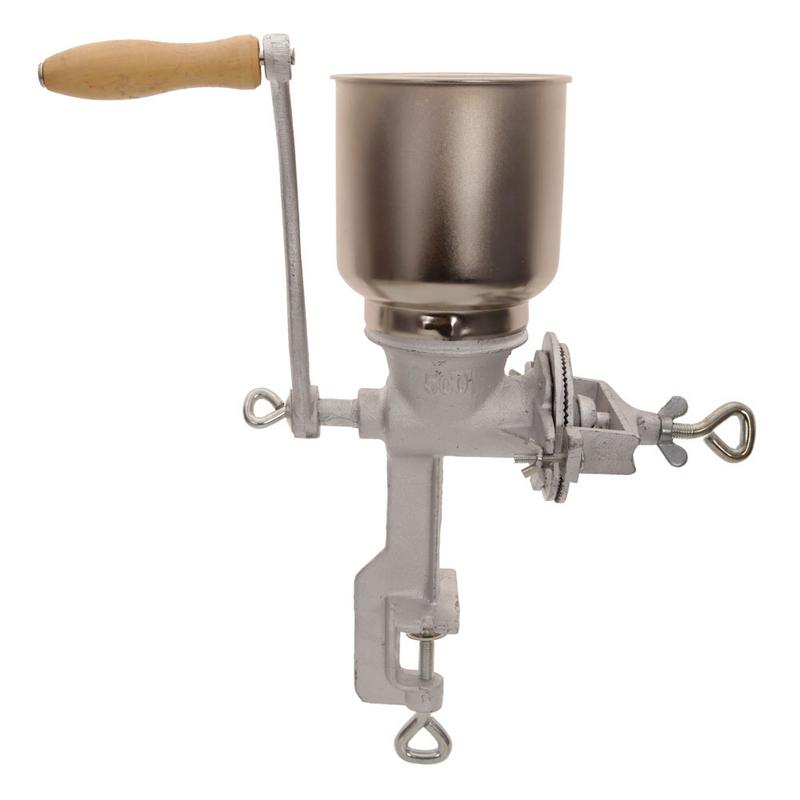 Кухонная ручная Poppy эффект зернистости семенная мельница с ручным управлением гайка мельница для размола пряностей кухонный инструмент СШ