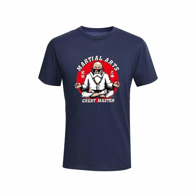 T-shirt Dragon Ball hommes été Dragon Ball Z Super Goku Slim Fit Arts martiaux Cosplay T-Shirts végéta t-shirt Homme