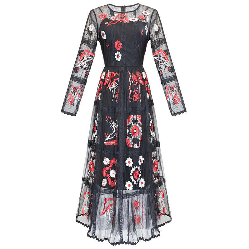 c233558954d4d women spring clothes white and red flowers flying swallow ...