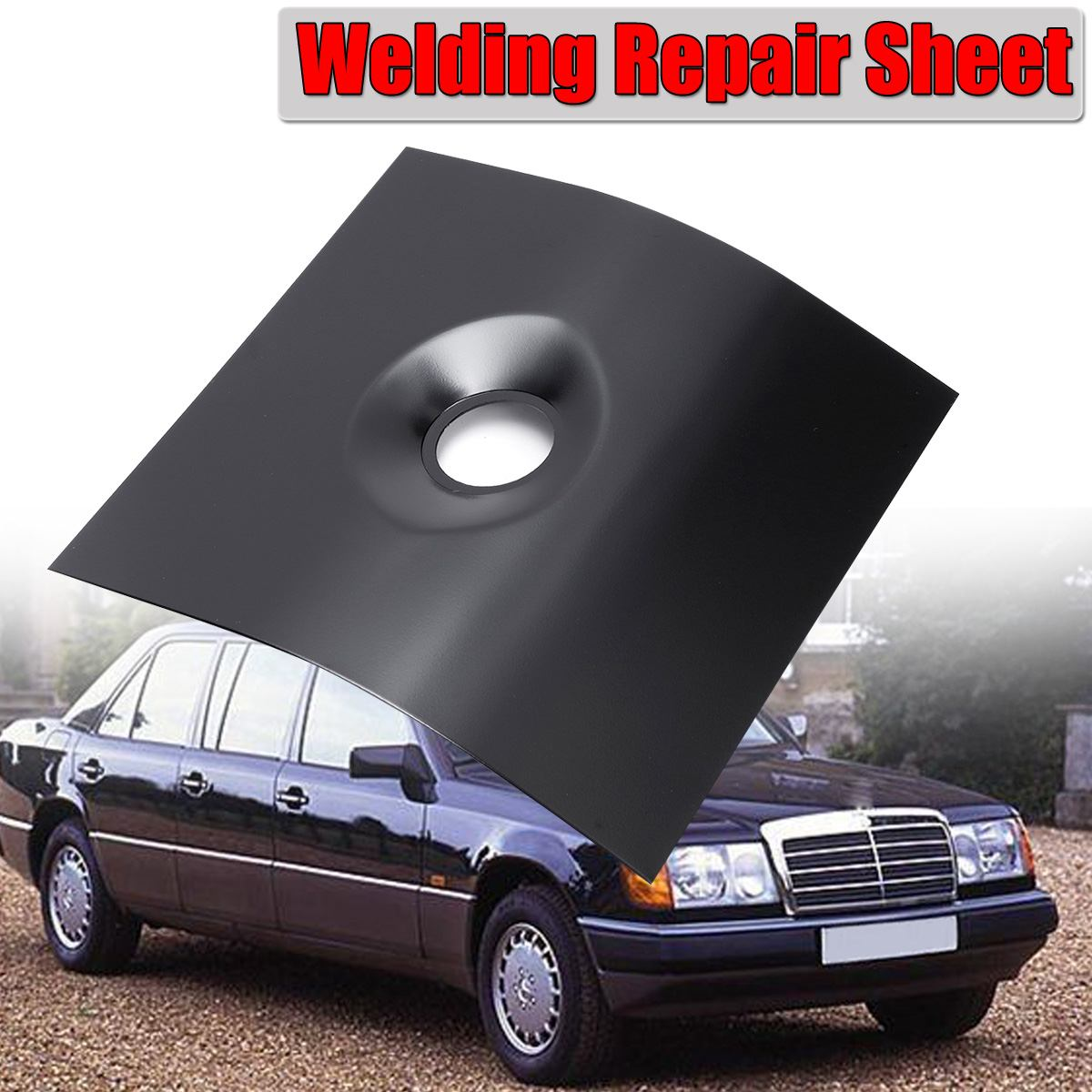 1x W124 Car Welding Repair Sheet Plate Panel For Mercedes Jack Lift For W124 S124 W140 W126 W220 VITO 638 Car Jack Repair Panel